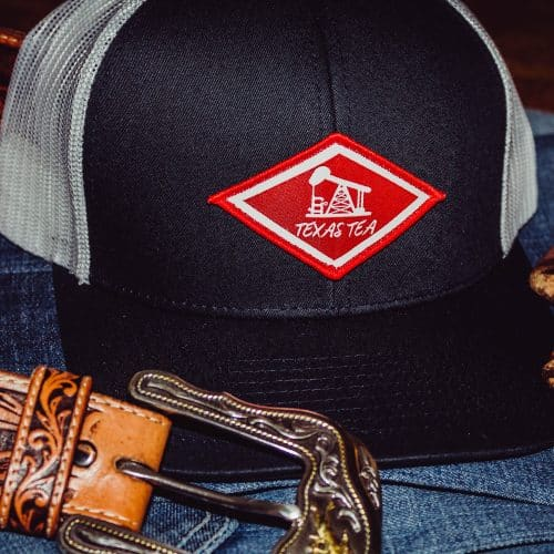 Texas Tea Snapback Hat