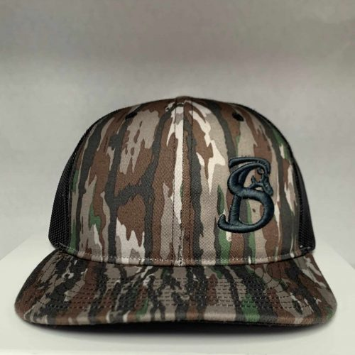 SB ORIGINAL STACKIN BILLS REAL TREE CAMO HAT