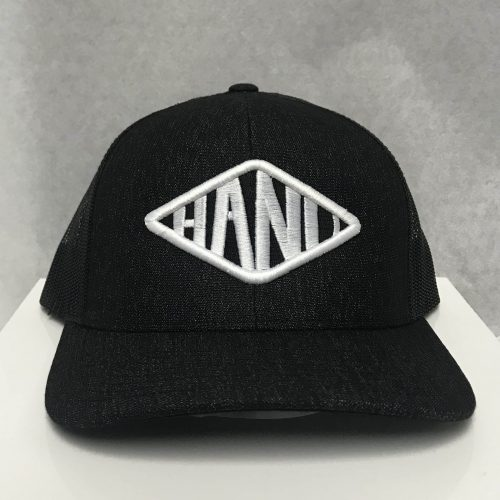 Diamond Hand Snapback Hat