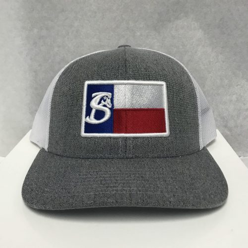 STACKIN BILLS TEXAS FLAG HAT