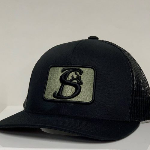 Stackin Bills Patch Hat
