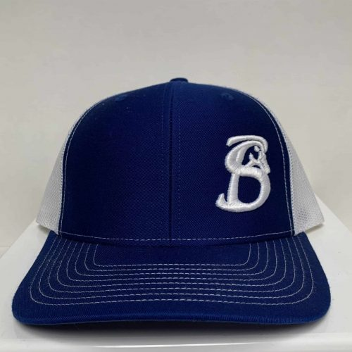 ROYAL BLUE STACKIN BILLS HAT