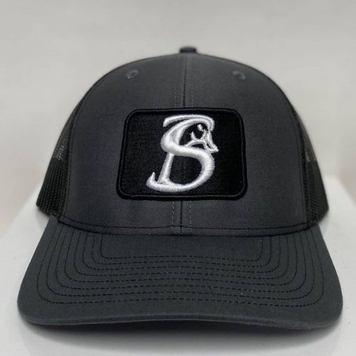 CHARCOAL PATCH HAT